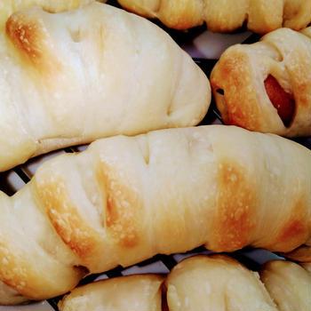 リクエストのウイナーパン