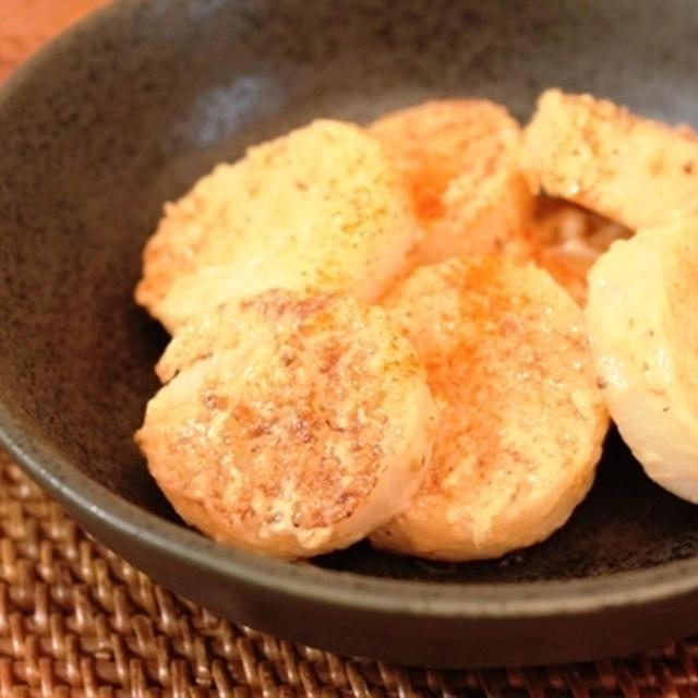 キレイになるレシピ*焼き長芋のごまマヨ和え