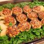 ひじきとおからの鶏ハンバーグ ヘルシー!ホットプレートレシピ