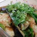 茄子とピーマン辛みそ胸肉炒め☆お弁当に♪ by kaana57さん