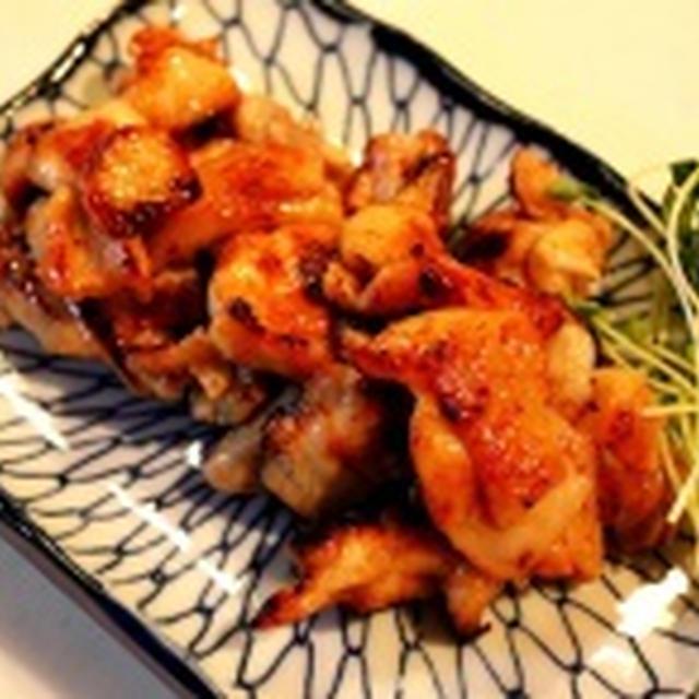 【レシピ】鶏肉の西京焼き&米粉クレープ
