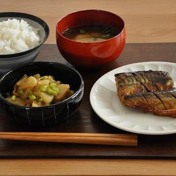 電子レンジを使えば、特売サバも劇的に美味しくなる♩3日に1回の魚料理がメインの献立