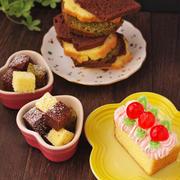 michill掲載のお知らせ☆「ワンボウルでカンタン♪基本のパウンドケーキ&盛りつけのコツ」