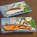 鮭と鯛の酒粕西京味噌漬けレシピ