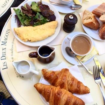 【パリ旅行】3大老舗有名カフェ巡り!実際は…