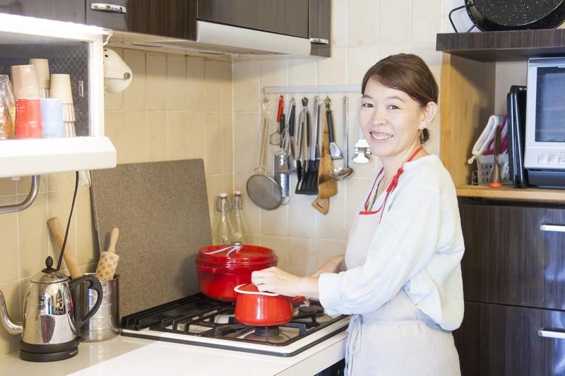レストランみたい!お洒落なダイニングキッチンのつくり方~ザッキー☆さんの「世界一楽しいわたしの台所」