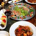 ◆秋刀魚オイル煮のおうちごはん♪~ゆるやか糖質制限♪ by fellowさん