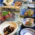 ◆ダーリンの釣果と茄子のディップでトルティーヤ♪~ゆるやか糖質制限中♪