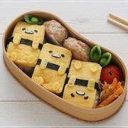 ぐでたま寿司のお弁当*キャラ弁レシピ