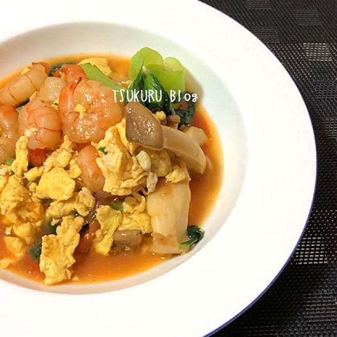 ぷりぷりエビの炒め物レシピ♪ 中華・和風・洋風と15品が大集合!の画像
