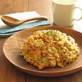 鮭とコーンの海苔バターライス by kaana57さん