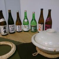日本酒×鍋料理 美味しく楽しむ女子会