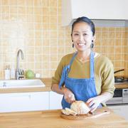「おうちパン」も、お子さんとの思い出も生まれるマイキッチン~吉永麻衣子さんの「世界一楽しいわたしの台所」