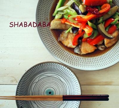 ご飯が進む!鮭と彩野菜の南蛮漬け