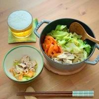 ひとりシャンタン鍋