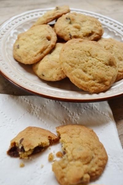 これぞアメリカのチョコチップクッキー Quintessential Chocolate Chip Cookies