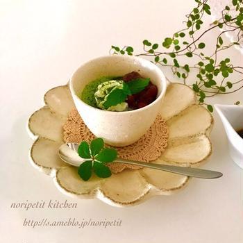 父の日にも❤︎オススメ抹茶スイーツレシピ選♡と 新しいお弁当箱♡