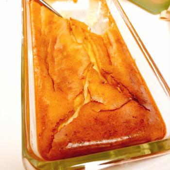 豆腐入りチーズケーキ