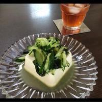 食欲がない時やダイエットに わかめスープで簡単サラダ豆腐
