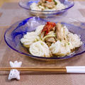 トンテキ冷麺