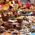 Weihnachtsmarkt クリスマス市始まりました in kiel🎄〜すし酢で簡単副菜2品(キャベツとレモンのサラダ、カリフラワーのスパイスサラダ)〜ルッコラとひじきのカッテージチーズ和え