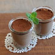 バーミキュラ ライスポット ミニ  でチョコレートプリン