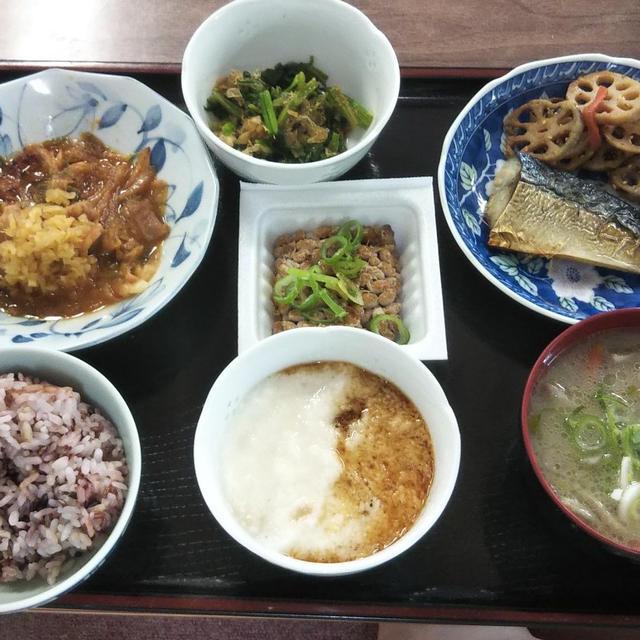 療養中の食事