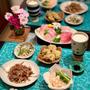 和食特集3日分(お月見の夕食含む)