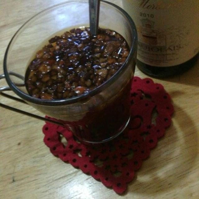 食べる紅茶@超カンタン!赤ワイン紅茶