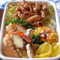 中学生、和彰のお弁当 -350- by canchaさん