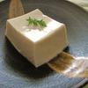 わさび風味のゴマ豆腐
