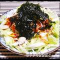 ★韓国海苔たっぷり韓国風奴サラダ★ by mimikoさん