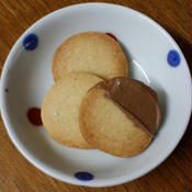 塩バニラクッキー
