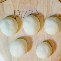 アラジンのトースターでピザ。