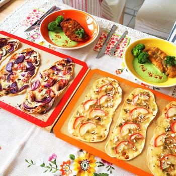 10月14日のお料理教室レポ♡1日限定単発レッスン!フレッシュハーブのドイツ料理♡