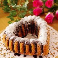 チョコレートとバニラの簡単ハートケーキ☆スパイスでお料理上手vol.35 楽しく、ハッピーに♪バレンタインレシピ【スパイス大使】