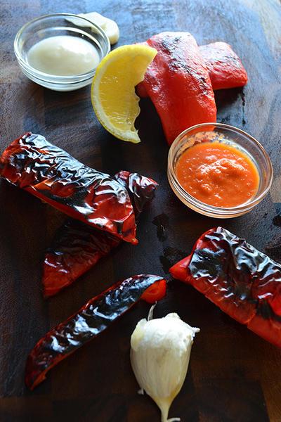 塩レモンの次は塩麹マッサで!♪ 塩麹漬け赤パプリカのペースト (マッサ風調味料) 老化防止