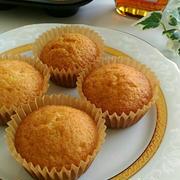 《レシピ有》サラダ油&HMで混ぜるだけ簡単!メープルマフィン、食事の記録9/25。