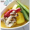 カラフル野菜のスープカレー