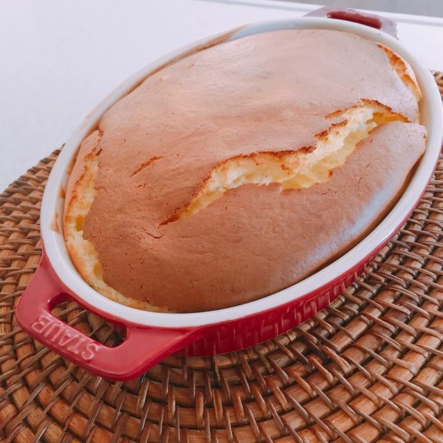お手軽スフレチーズケーキ作りと焼肉♡初めて食べた臓器