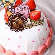 ■バニラカスタードムースのドームケーキ♪