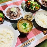 簡単!焼肉定食/晩ご飯でご主人が喜ぶコツ
