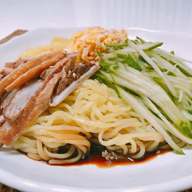 冷やし中華はまずい?美味しんぼの海原雄山に物申す。中国の調味料で「下等な食べ物」を作ったら、美味しくできるのかを検証