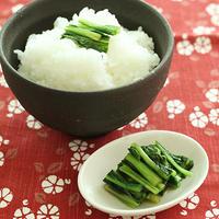 もう、捨てない。かぶの葉っぱが「野沢菜」に大変身!