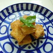 トムヤム焼き豆腐