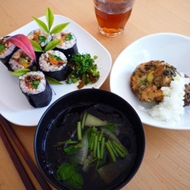 和み ~nature~ 節分に♪中巻き寿司の回