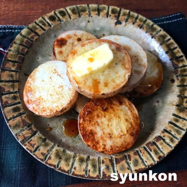 【野菜×だししょうゆorめんつゆレシピ】長いものだししょうゆバター、小松菜と油揚げの煮物など