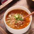 レンジde坦々春雨スープ【#簡単 #時短 #節約 #レンジ #スープ #カインズホーム #PR】