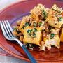 【コスパ◎】フライパンで10分♪『スタミナ系♡厚揚げとひき肉の大葉味噌ソテー』