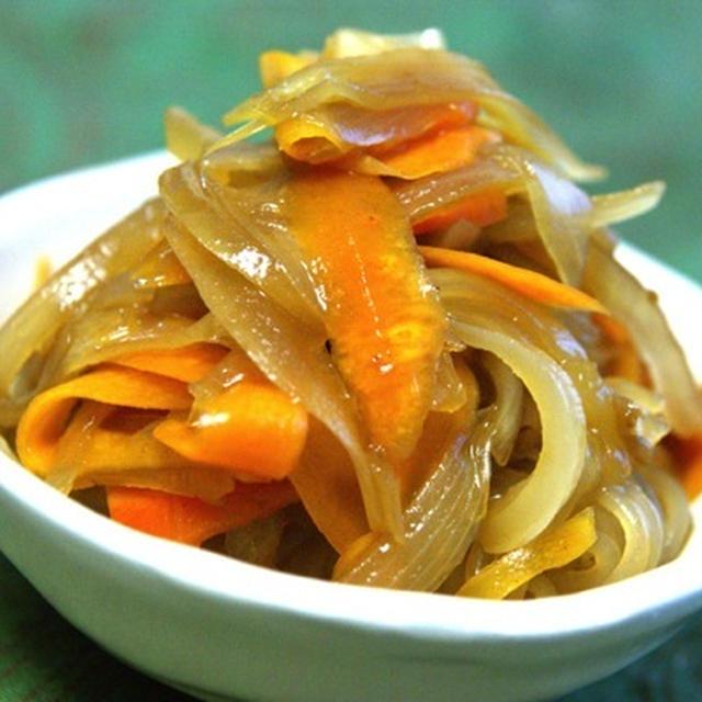 野菜の甘酢煮レシピ